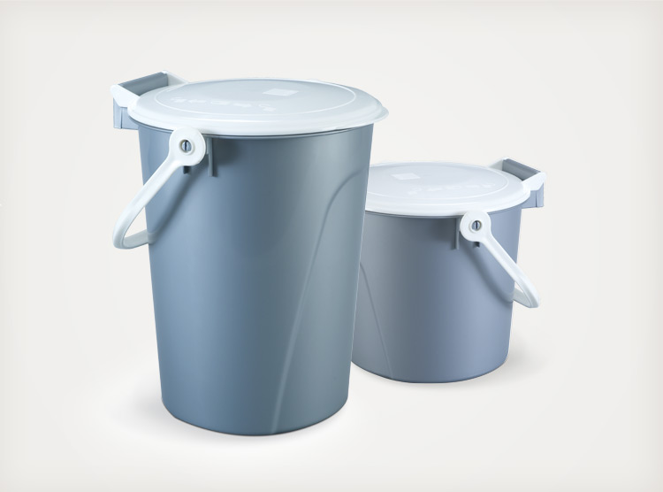 MGB Plasitcs - 5 & 7 Litre Food Waste Caddy