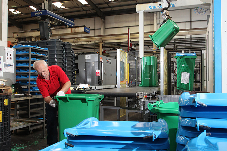 MGB Plastics - Plant list & Facilities